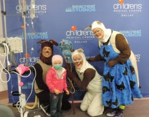 Children's Medical Center performance for Oncology Kids through our Community Partnerships